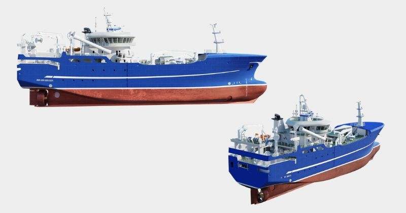 How to use studio shots in the marine industry?