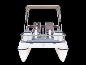3D electric boat visualizations