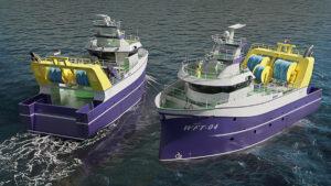 3D ship visualizations