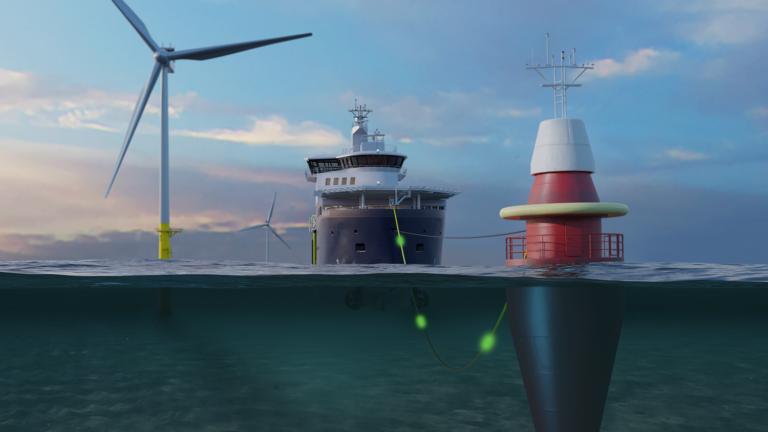 Nexus Project 3D Ship Animation